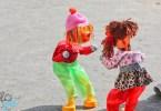 kettő marionett bábu
