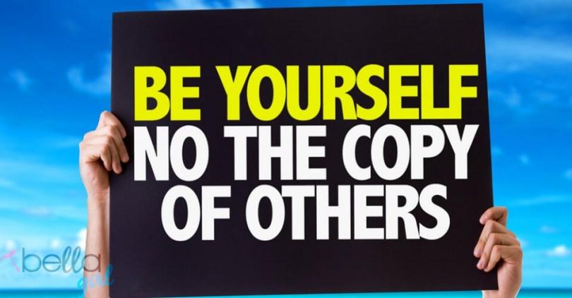 Légy önmagad!