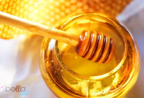 szépítő csodaszer a méz