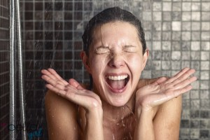 gyors zuhany