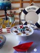 Doces e Cupcakes decorados