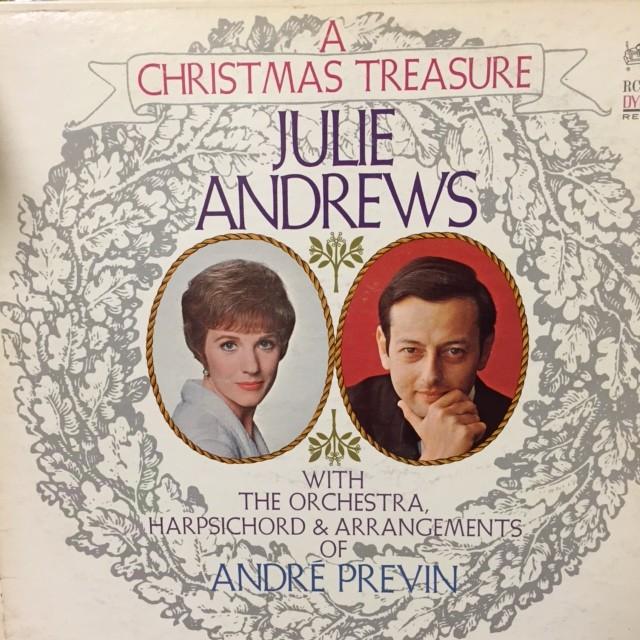 Christmas Treasury Julie Andrews