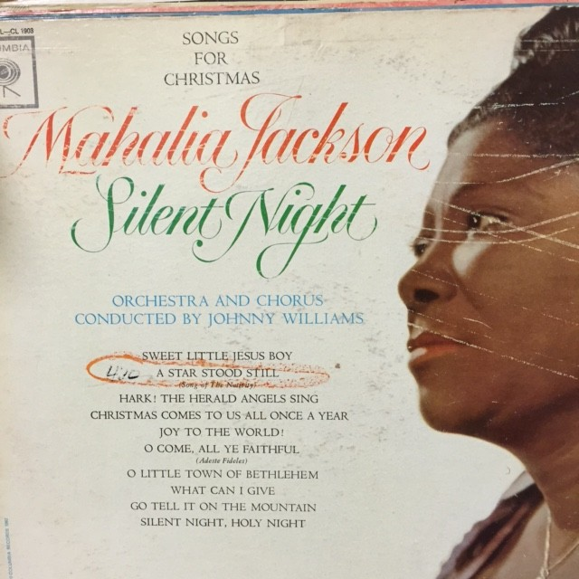 Silent Night Mahalia