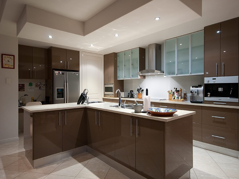 Best E Shaped Kitchen Wold Class Service At Most Affordable Cost Amp Price Bella Kitchens Pune