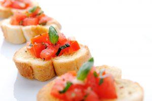 Bella Mia Appetizers Bruschetta