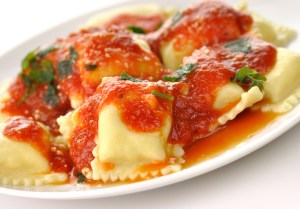 Bella Mia Ravioli House Specialty