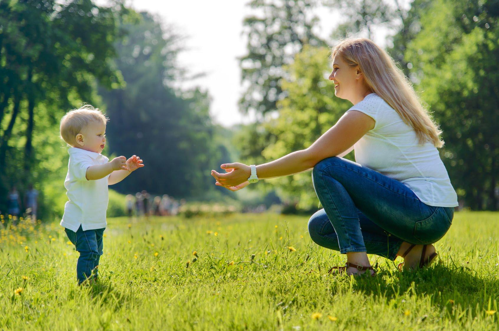 Прохождане на бебето – полезни съвети