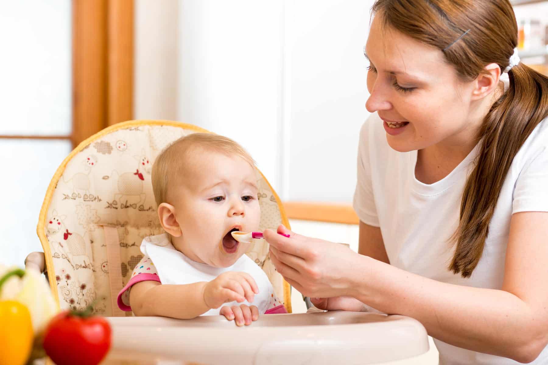 Кога, как и с какво да захраним нашето бебе?