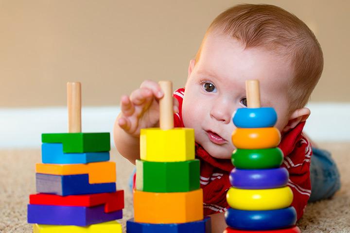 Дървените образователни играчки са подходящи от най- ранна детска възраст-bellamieblog
