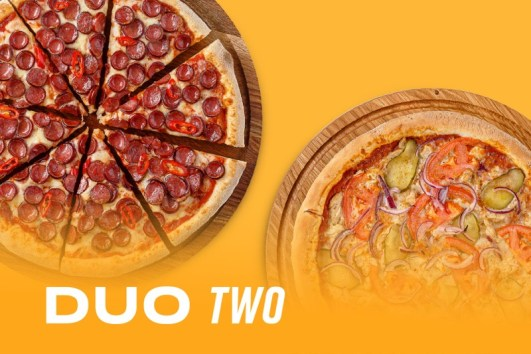 Duo Pizza № 2