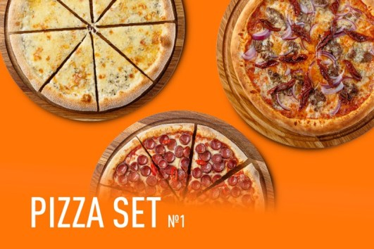 Bella Pizza Set № 1