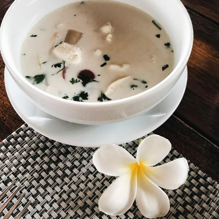 chicken soup thailand
