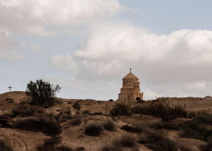 Byzantine church Jordan