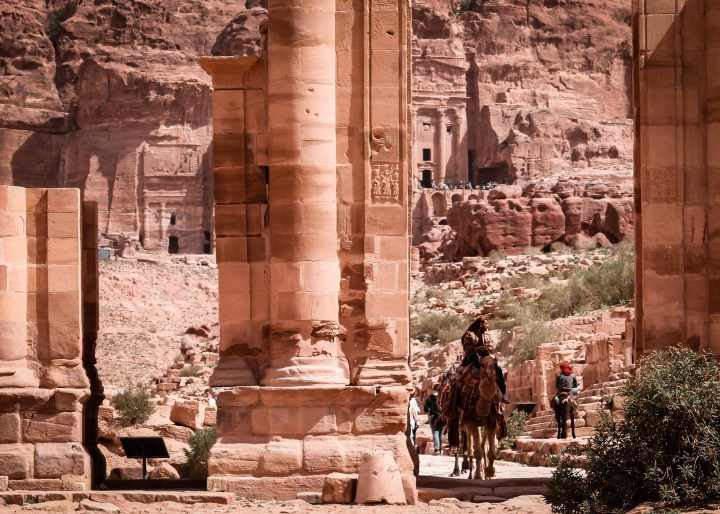 temples and tombs petra
