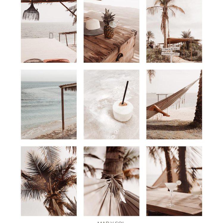 island beach summer