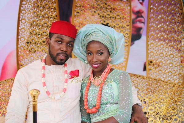 Adanma & Dr Amaha's Official Traditional Wedding Photos