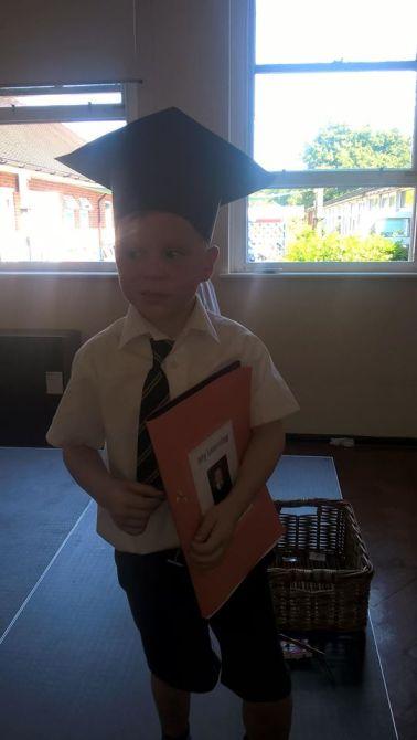 Reception Graduation