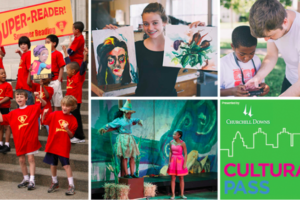 Mayor Fischer announces Cultural Pass, Summer Reading and other summer learning opportunities.