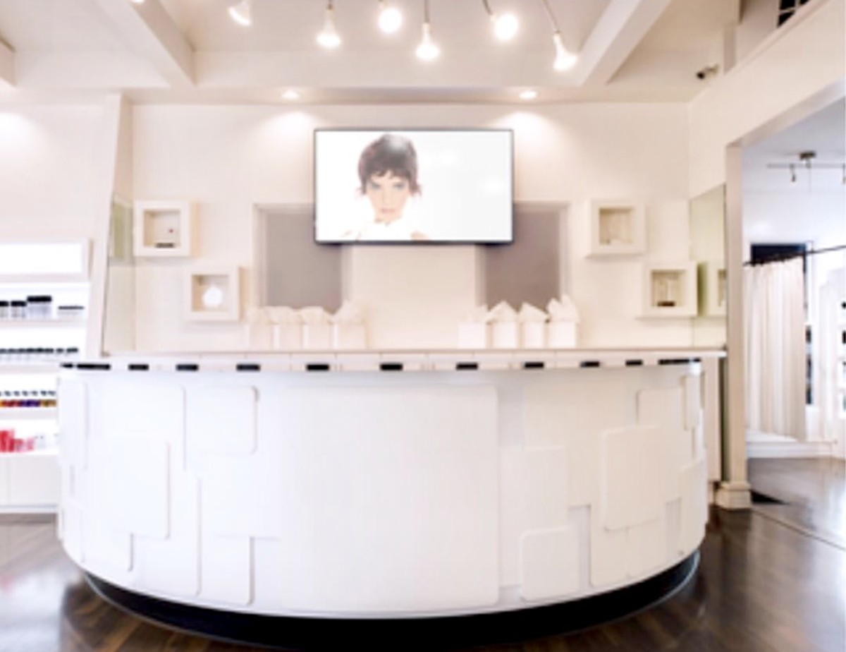 "NOVA Salon Nominated for North American Hairstyling Award's ""Salon Design"" Award"