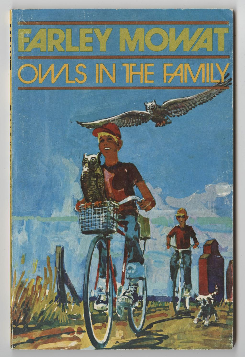 Old Favorite Owls In The Family