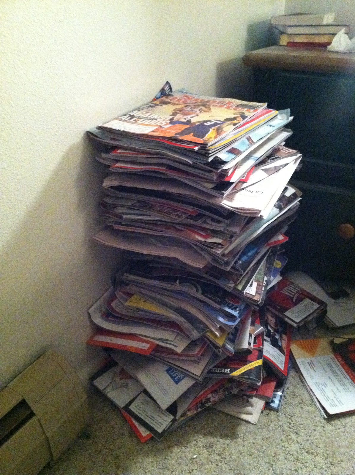 How to declutter magazine collections have fun and get