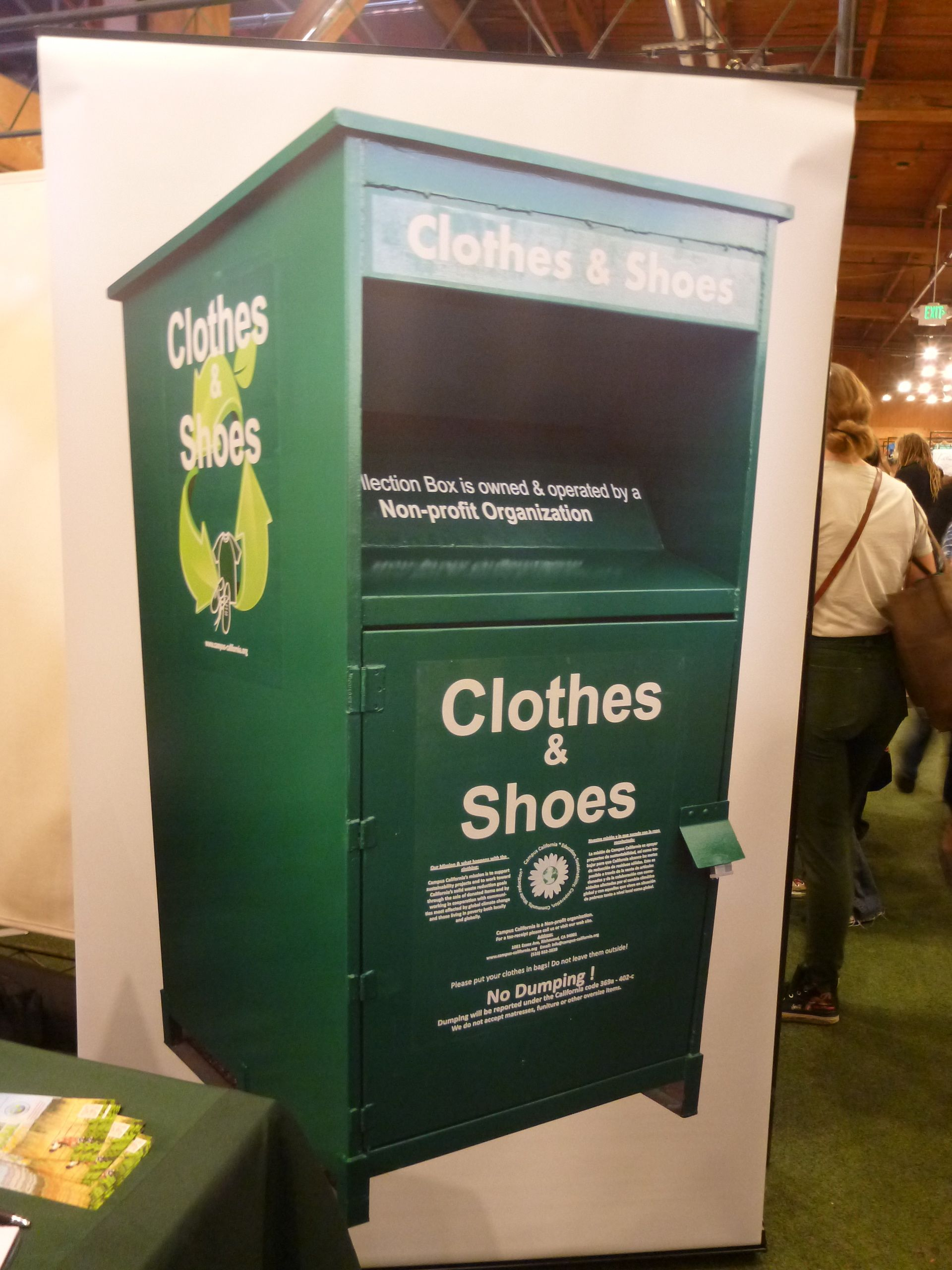 A Day at the San Francisco Green Festival - Bella Organizing | San Francisco Bay Area Professional Organizer