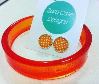 Resen Jewellery by Zara Cate Designs (Made in Geelong)