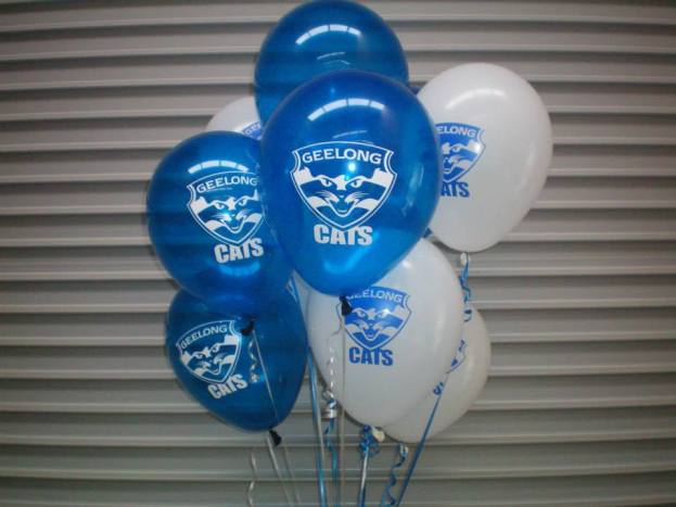 Go Cats Balloons Bellarine Party Hire