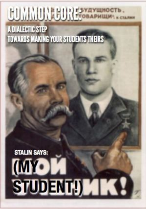 "Stalin Says, ""MY STUDENT!"" -- Soviet ""Workforce Training"" Programs prepared students for one job. and nothing else."