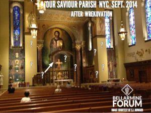 Our Saviour Parish NYC After