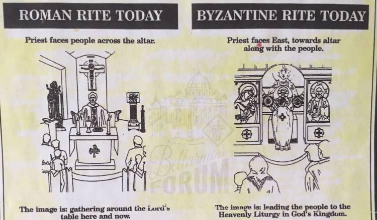 roman rite and byzantine detail 1