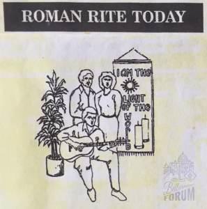 roman rite today