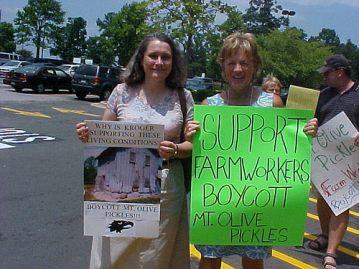 farm labor organizing photo