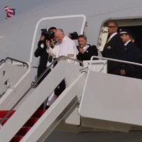 PAPAL VISIT REPORT:  Biblical Reflections on Seeing a Pope