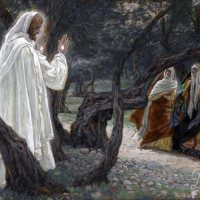 9.— The Appearance of Jesus to the Holy Women.