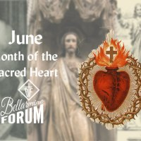 The Sacred Heart of Jesus - Short Meditations for June.