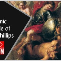 The Cosmic Battle of Fr. Phillips (Cantius, Cupich, Graf)