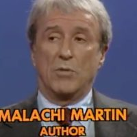 Saturday Night Theater:  Malachi Martin and William Buckley talk Church in 1978 at the Election of John Paul I