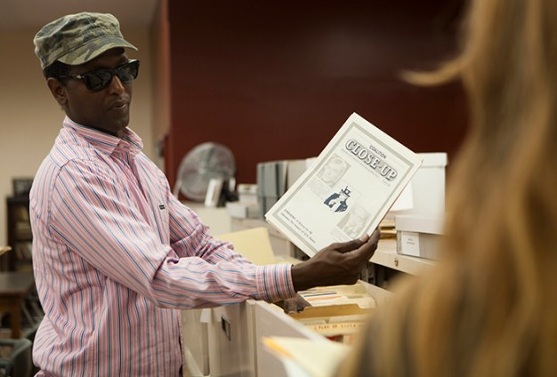 Southern California Library 3 - Unpacking Watts History at the Southern California Library