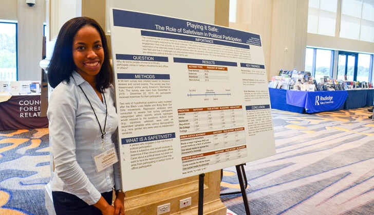 DSC 0050 - Political Science Students Present Research at National Conference