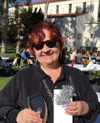 FullSizeRender 2 830x1024 - Linda Bannister, Founder of LMU Journalism Program, Receives Rains Award