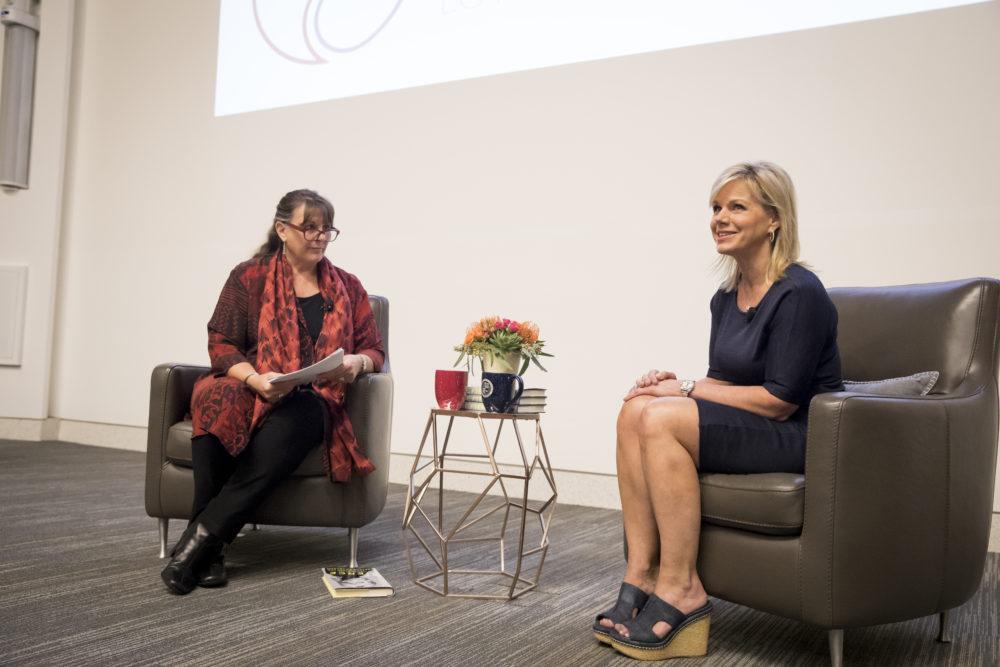 Robbin D. Crabtree Interview with Gretchen Carlson