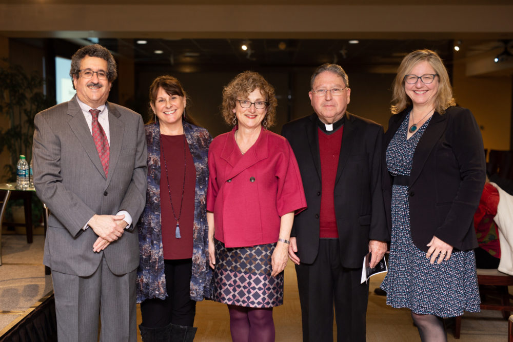 "Spring 2019 Interfaith Lecture 9114 - ""Betrayal or Salvation? Religious Conversion During the Holocaust"""