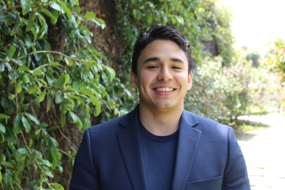 IMG 1121 - Beyond the Bluff: Carlos A. Mesa Baron '19