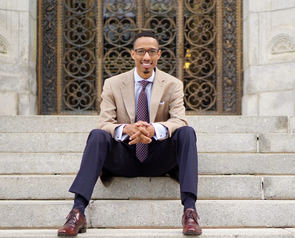 Stefan Bradley 10b - Stefan Bradley Named BCLA Coordinator for Diversity/Inclusion Initiatives