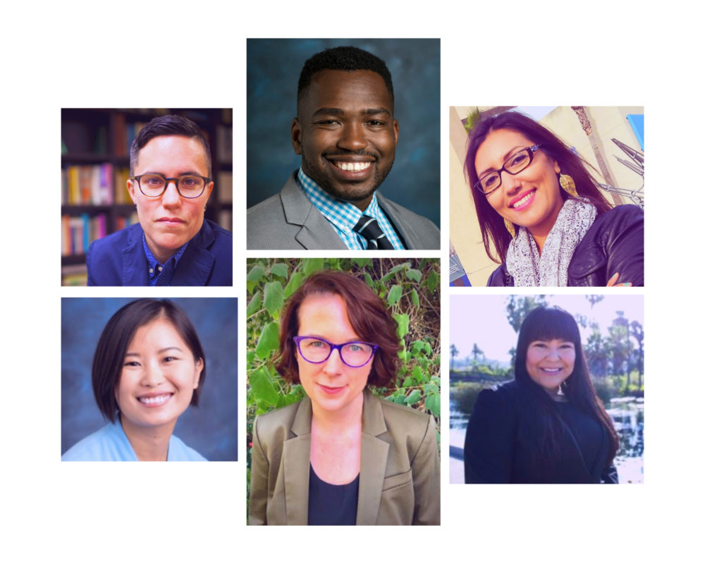 Collage Template 5 scaled - BCLA Faculty Receive Prestigious National Fellowships