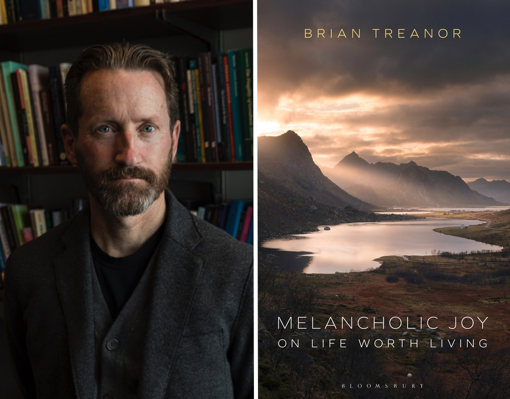 "Melancholic Joy Trainor Split - Professor Brian Treanor Discusses New Book ""Melancholic Joy"""