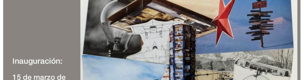 'Pintura postal' del profesor Ricardo Cadenas en 'La Caja China', Sevilla