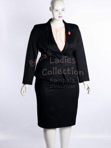 Black Skirt Suits, ladies suits in Kampala