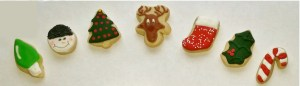 Christmas cookies make a unique and delicious gift, and we ship